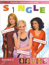 Single : Mannen, relaties en het leven : Seizoen 2 (3 DVD)