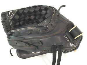 "Mizuno Prospect Select Fastpitch 12.5"" Left-Handed Softball Glove Black Tartan"