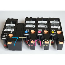 4 x Toner> For Xerox phaser 6020 6022 Workcentre 6025 6027 106R02756 ~ 106R02759