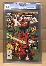 - Uncanny X-men 160 CGC 9.4 1st Adult Illyana Rasputin (Becomes Magik) NM 8/'82