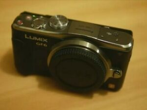 Panasonic Lumix GF6, M4/3, Full HD 16MP Camera