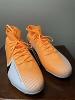 Nike Mercurial Superfly 7 Pro FG Soccer Cleats Laser Orange AT5382-801 Size 8.5