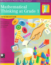 Mathematical thinking at grade 1: Introduction (In