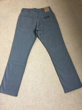 NEW Mens Wrangler Texas Stretch Chino Style Jeans W32 L32 (988)