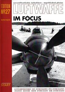 Luftwaffe im Focus - Edition No. 27; Luftfahrtverlag Start, NEU &