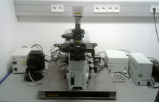 Olympus IX81 Spektrales konfokales Laserscanning Mikroskop Fluoview 1000