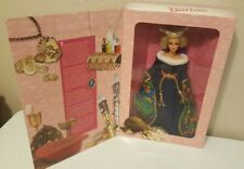 NIB BARBIE DOLL 1994 THE GREAT ERAS COLLECTION MEDIEVAL LADY 12791 NRFB