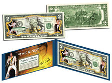 ELVIS PRESLEY *The King* Legal Tender U.S. $2 Bill *OFFICIALLY LICENSED*