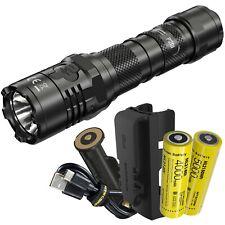 NITECORE P20i 1800 Lumen USB-C Rechargeable LED Flashlight with 2x Batteries