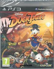 Duck Tales Remastered  Brand New PS3 Game