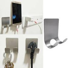 1PC Shaver Shelf Stainless Steel Razor Holders Razor Rack Bathroom Razor Hooks_