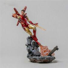 Avengers: Endgame Iron Man MK85 1/10 Scale PVC Figure Toy New In Box 26cm
