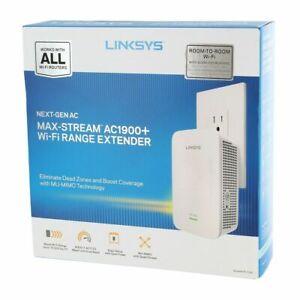 Linksys AC1900 RE7000 Gigabit Range Extender / WiFi Booster / Repeater MU-MIMO