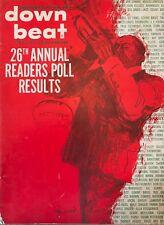 Downbeat Magazine-Dec 21, 1961