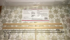 """New VTG NORPRO Pastry Cloth Frame ONLY 3096 Holds Cloth In Place 8""""-9"""""""
