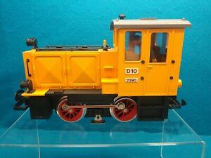 LGB 2090 D10 0-4-0 Diesel Locomotive