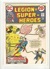 LEGION OF SUPER-HEROES (1973 1ST SERIES) MAY 1973 #3 DC COMIC BOOK 8.0 VF