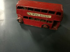 DINKY  TOYS  ANGLAIS  BUS  A  IMPERIALE  THE  WINE  SOCIETY
