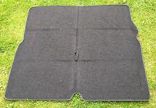 Vauxhall Zafira boot carpet
