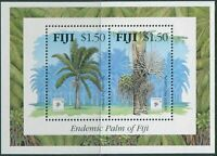 Fiji 1994 SG899 Palm Flowers MS MNH