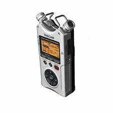 Tascam Tascam dr 40 silver 4-Track Portable Digital Recorder, Silver