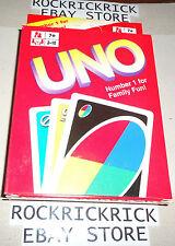 UNO Game Standard Edition Desktop Cards