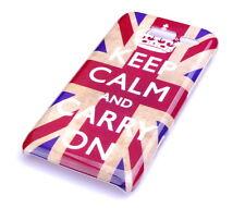 Hülle f Motorola Razr i XT890 Schutzhülle Tasche Case Cover keep calm England UK