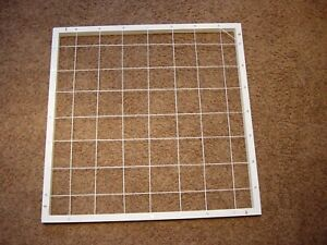 Scrog Net With Frame 2' x 2', Plant Training, Higher Yields, Made In USA
