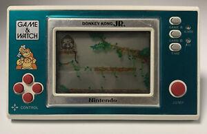 1982 NINTENDO Game Watch Donkey Kong Jr.  *Not Tested*