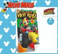 Micky Maus Mouse Handtuch Duschtuch Badetuch DISNEY KINDER 140x70cm Baumwolle