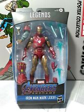 Marvel legends Ironman mark LXXXV avengers endgame thor baf mk85 iron gauntlet
