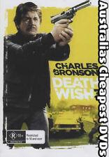 Death Wish 3  DVD NEW, FREE POSTAGE WITHIN AUSTRALIA REGION 4