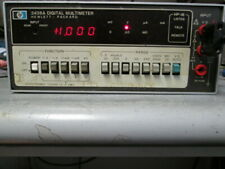 Hp 3438a Digital Multimeter Fully Tested