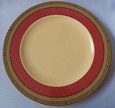 2 WAVERLY GARDEN ROOM FLORAL MANOR DINNER PLATES