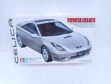 1/24 Tamiya  TOYOTA CELICA  SUPER RED // GREY  MODEL  kit New OVP