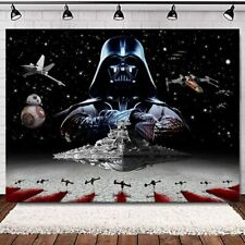 7x5ft Star Wars Backdrop Universe Wars Science Fiction Photography for Boy Party