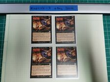 4x Evil Eye of Orms-by-Gore | 6th Edition | MTG Magic The Gathering Cards