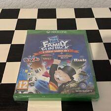 Hasbro Family Fun Pack Xbox One Spiel Neu & Versiegelt