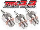TRA3232X 3X Glow Plug:Traxxas TRX 3.3 2.5 Nitro Engine TRA5407 Revo T-Maxx Jato
