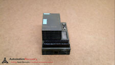 SIEMENS 6ES7972-4AA02-0XA0, POWER RAIL BOOSTER, 24V DC, 1.2A, SIMATIC #229645
