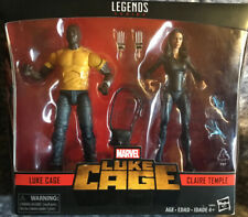 "Marvel Legends LUKE CAGE & CLAIRE TEMPLE 6"" Figure 2-Pack NEW!"