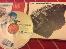 The Undertones - Undertones [Remastered] (2004) Self-titled CD with Bonus Tracks