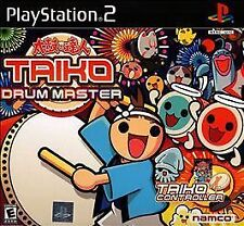 Taiko Drum Master Video Game (Sony PlayStation 2, 2004) No DRUM!
