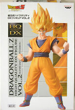 Dragon Ball Z Goku Gokou Figure HQ DX Vol.2 official Banpresto anime Authentic