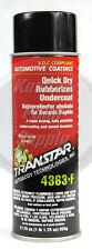 TRANSTAR 4363-F Quick Dry Rubberized Undercoating 24 oz
