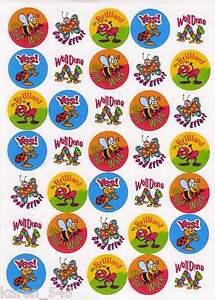 105 Teacher Reward Good Work Motivational Stickers Good Work Good Effort ...