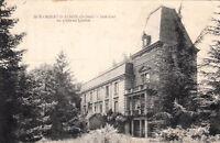 SAINT-RAMBERT-D'ALBON intérieur du château loubat éd daux écrite