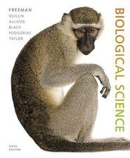 Biological Science (6th Edition) by Kim Quillin,  Taylor, Lizabeth Allison
