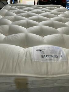 Hypnos PILLOW COMFORT CORAL MATTRESS 150X200 KING 5FT MEDIUM FIRM RRP £1530