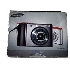 Samsung TL34HD 14.7 MP Digital Camera - Black